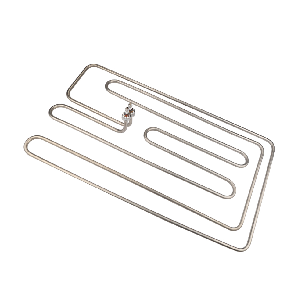 Isuotuo 4000W 240V Heating Element for Electric Oven,Electronic Oven Accessories Stainless Steel  Air Heating Element