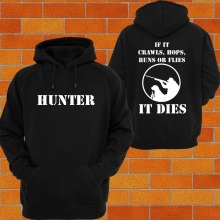 Hoodie or Singlet Hunting funny buck kangaroo fox duck pig boar wild game Hoodies Sweatshirt