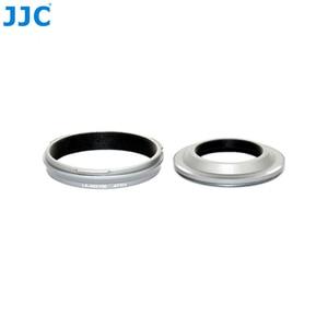 Image 4 - JJC Camera Metal Lens Hood & Lens Adapter for Fujifilm Finepix X100T X100S X100 Digital Camera 30.5mm Lens Hood Filter Diameter