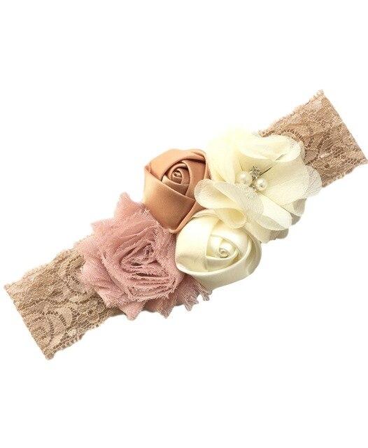 baby rose hair band  3