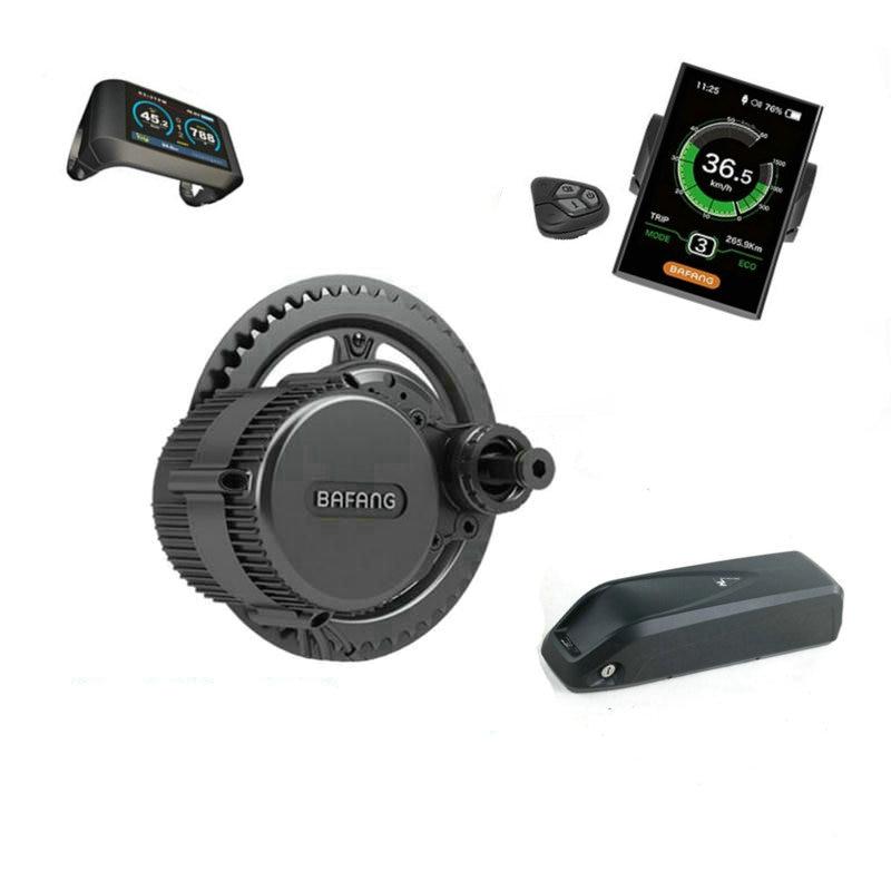 Bafang 8fun BBS02B 48V 750W Brushless Drive Drive Crank Conversion - Çiklizmit