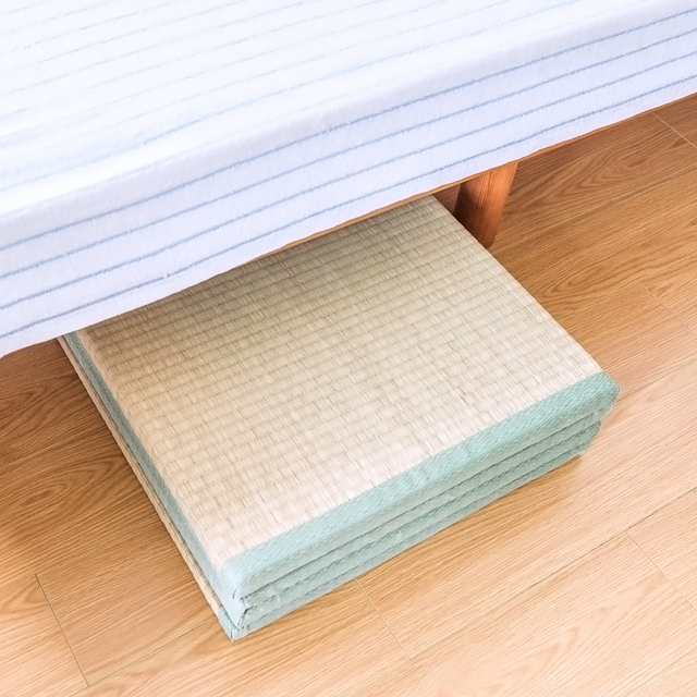 15%,Japanese Traditional Tatami Mattress Mat Rectangle Large Foldable Floor Straw Mat For Yoga Sleeping Tatami Mat Flooring 4