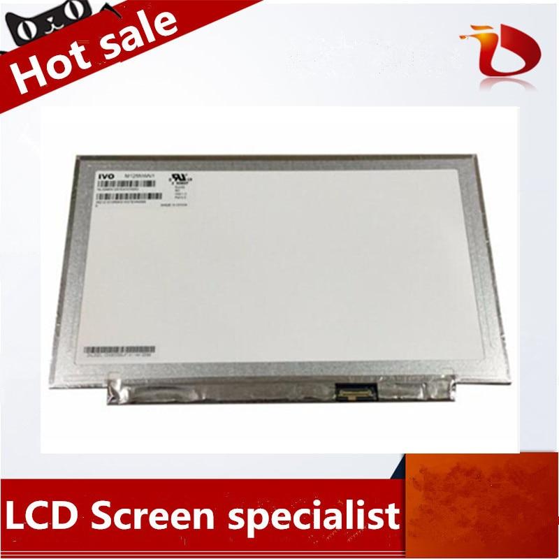 12.5 ''lcd matrice HB125WX1-200 M125NWN1 LP125WH2-TPH1 B125XTN01.0 Pour Lenovo X240 K2450 K20-80 ordinateur portable lcd écran 1366*768 30PIN