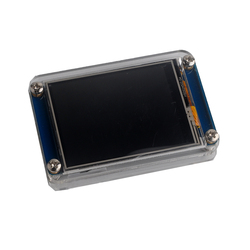 Nextion 2,4 UART HMI сенсорный ЖК-экран NX3224T024 + Прозрачный чехол для Arduino Raspberry Pi IoT Базовая версия