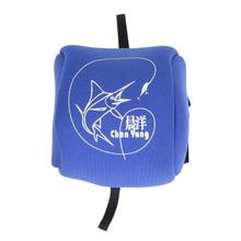 1Pc Fishing Casting Reel Case Portable Fishing Reel Protective Cover Storage Bag Tackle Fishing Protect Case Rod Bag 80*70mm 22G