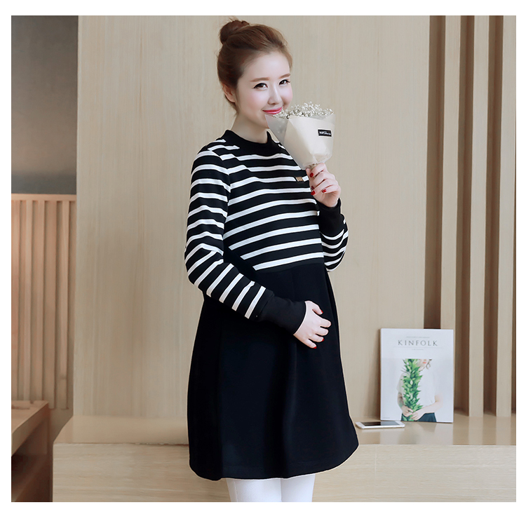 Online Buy Wholesale winter maternity dresses from China winter ...