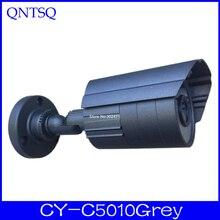 DIY CCTV Cámara resistente al agua IR cámara de Metal Cubierta De La Vivienda. CY-C5010Grey