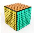 ShengShou 9x9x9 Cubo Mágico Cubo Mágico Profesional de PVC Pegatinas cobo Al Por Mayor Metalizado Cubiks Juguetes Educativo Juguetes