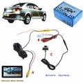 170 HD Anti Fog Waterproof Car Rear View Backup Night Vision Parking Camera Kit YA078-SZ