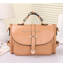 Fashion women's handbag 2014 women's mint green messenger bag casual handbag messenger bag shoulder bag