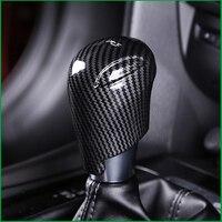 FOR Mazda 3 M3 6 M6 CX 5 CX5 2017 2018 2019 TPU GEAR SHIFT LEVER GEAR SHIFT KNOB TRIM STICKER COVER MOLDING CAR STYLING