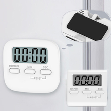 Magnetic Timer Alarm-Clock Cooking-Tools Kitchen-Gadgets Digital Reminder Count-Up LCD