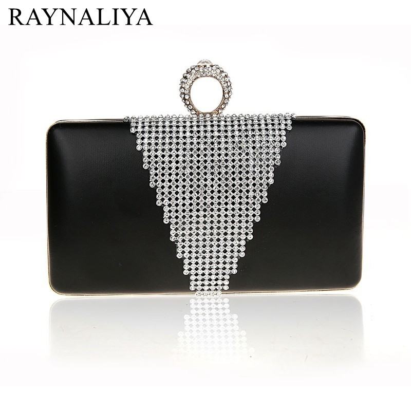 2017 New Arrival Women Hand Bag Luxury Exquisite Day Clutches European Banquet Party Evening Messenger Bags SMYSFX-E0015