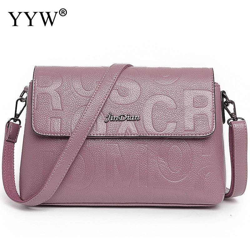 Wholesale Female Shoulder Bag Solid Color Ladies PU Leather Handbag Crossbody Bag Luxury Handbags Women Bags Womens PouchWholesale Female Shoulder Bag Solid Color Ladies PU Leather Handbag Crossbody Bag Luxury Handbags Women Bags Womens Pouch