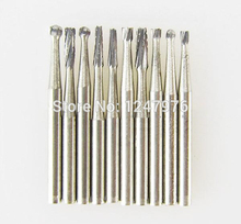 FREE SHIPPING Dental Products High-speed tungsten steel bur ball drill / inverted cone drill dental stainless box tray case holder for implant drill bur sterilization