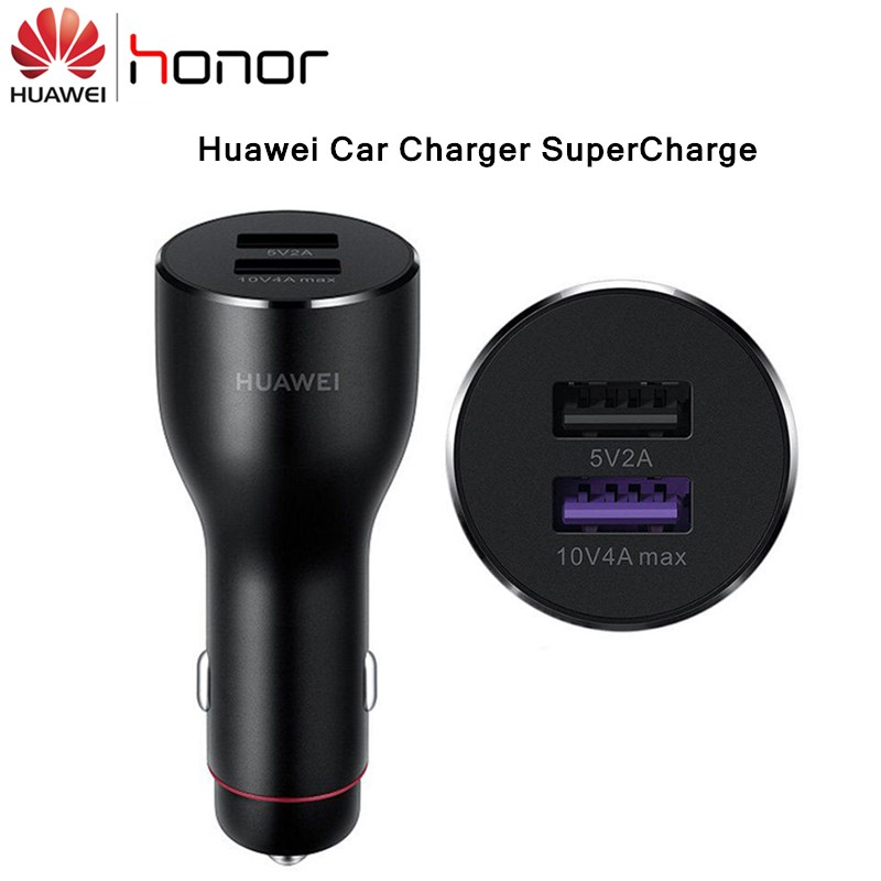 Huawei Car-Charger Honor Magic Data-Cable Original with 5A Type-C 10V 4A 40W for Mate