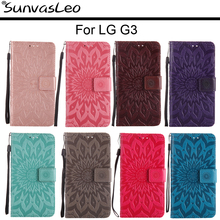 For LG G3 D855 D850 D851 Flip Leather Case Embossing Wallet Back Cover Skin Shell Stander Holder Fundas Capa with Card Slots mooncase litch skin leather side flip wallet card slot pouch slim shell back чехол для lg l70 red