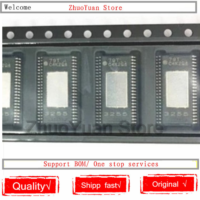 1PCS/lot TPA3255 Chip 3255 Chip TPA3255DDVR HTSSOP44 TPA3255D2DDVR IC Chip New Original