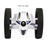 INBEAJY 2018 Mini drone remote control car bouncing robot toy remote control toy children gift