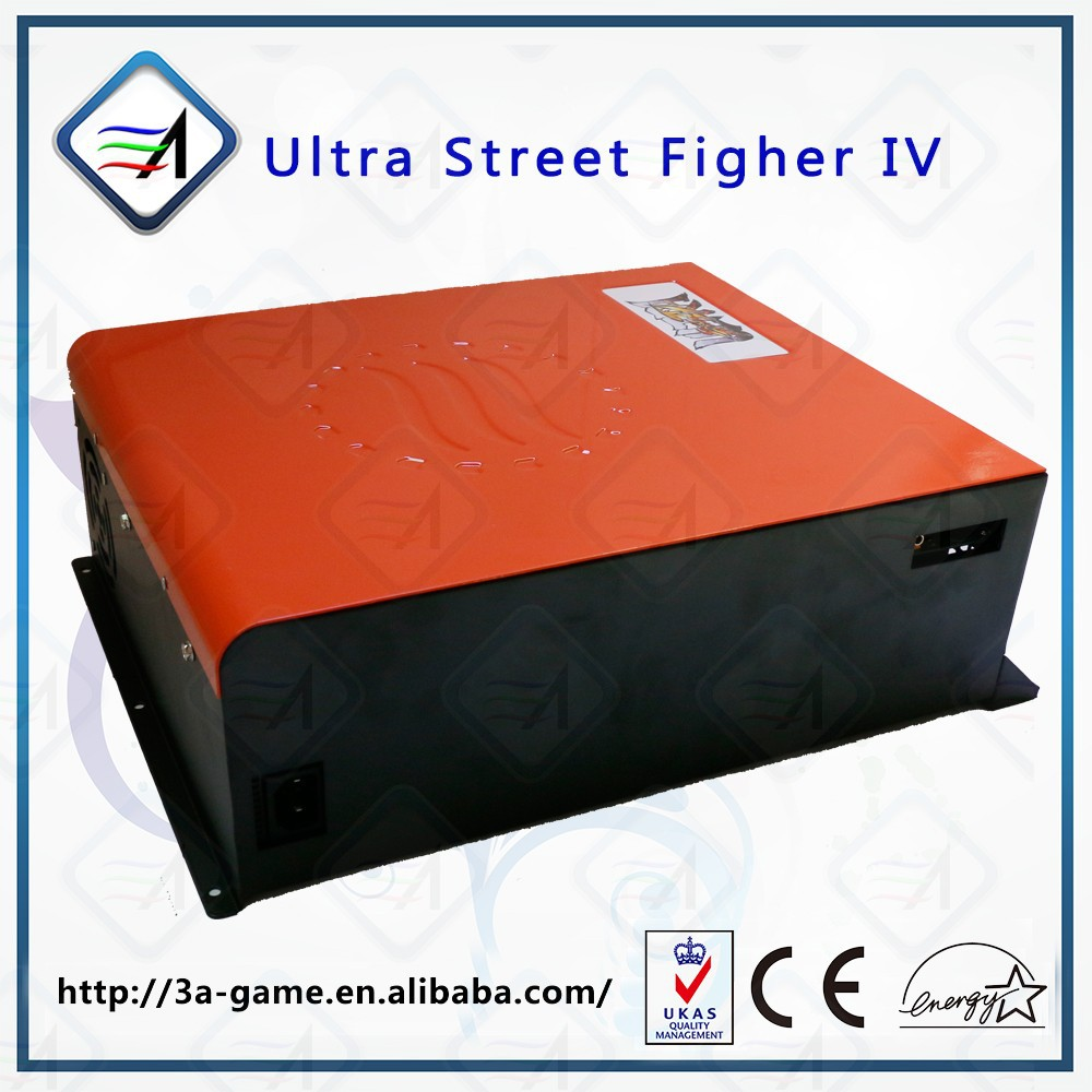 Arcade Games Arcade Machine Ultra Street Fighter IV video games motherboard image