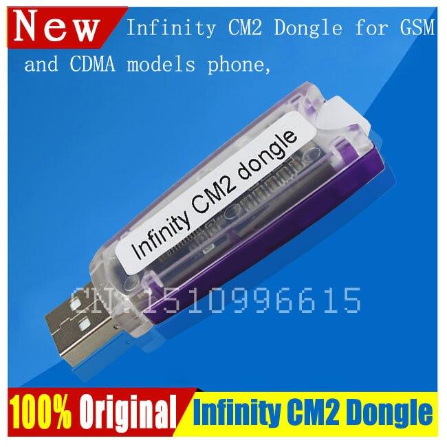 100% Original infinito-Box Dongle caja de infinito Dongle infinito CM2 caja Dongle para GSM y CDMA phones envío gratis