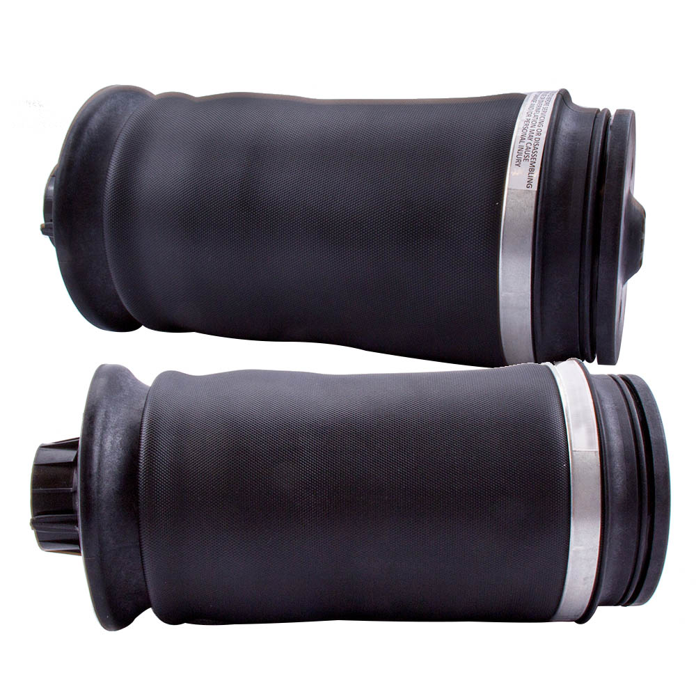 1 paire de ressort de Suspension pneumatique arrière gauche + droite pour Mercedes ML GL classe W164 X164 GL350 GL550 1643201025 1643200425 663200325