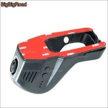 цена на For Ford Focus 2 Car front camera wifi DVR Car Video Recorder Novatek 96658 Dash Cam FHD 1080P Motion Detection night vision