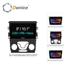 Ownice C500 + Android 6,0 Octa Core HD автомобилей радио-плеер gps navi dvd для Ford Mondeo Taurus 2013 2014 2015 2016 2017 4 г LTE 32 ГБ