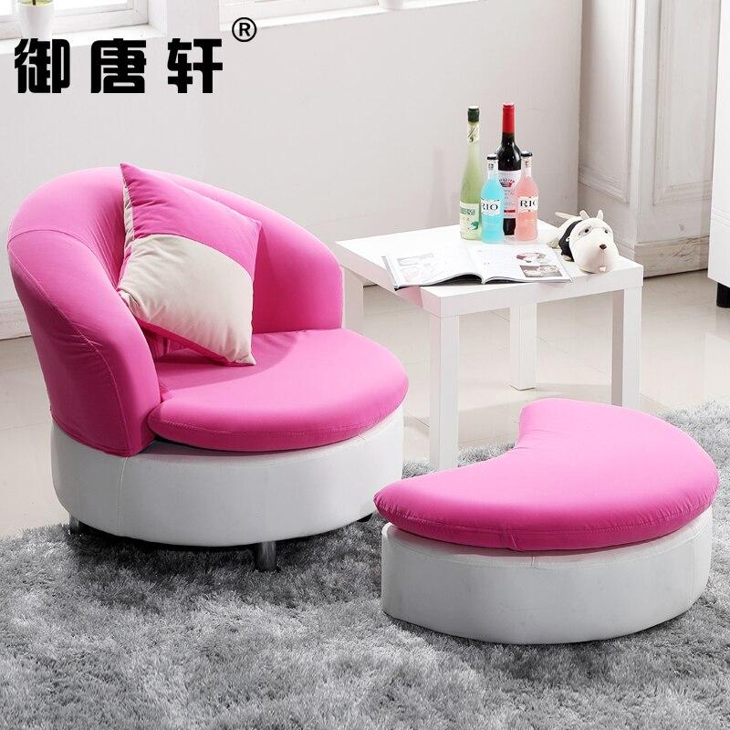 Korean garden fabric sofa modern minimalist washable small apartment ...