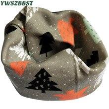 Новинка года; Весенний хлопковый Детский шарф; Осенняя детская шапка; шарф для мальчиков и девочек; Детский шарф с круглым вырезом; детский волшебный шейный платок