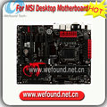 100% Working Desktop Motherboard for MSI Z87-G45 GAMING Motherboard Z87 chipset HDMI SATA 6Gb/s USB 3.0 ATX Sock  work perfectly