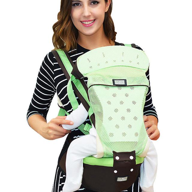 2 - 48 meses New Design multifuncional assento hip portador de bebê / Top Baby Sling mochila de alta qualidade bebê suspensórios mais popular