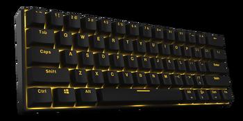 61 Key Wireless Bluetooth Mechanical Gaming Keyboards With RGB Back light  1