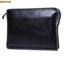 2017 messenger genuine leather bags handbags famous brands designer high quality fashion bolsos two size ipad carry bag