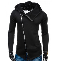Foreign Trade Hot Men S Zipper Design Fashion Casual Men S Jacket