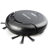 WALK DOWN T270 Smart Dry And Wet Mop Robot Vacuum Cleaner For Home Auto Charge HEPA
