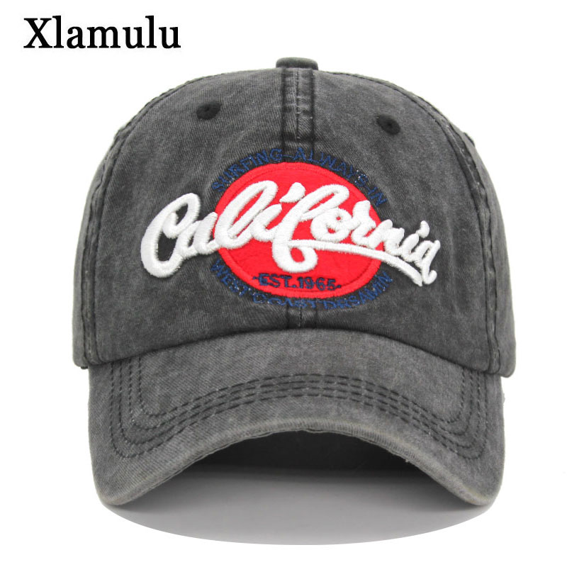 42d25b1f51dd Xlamulu marca Snapback gorra de béisbol sombreros para hombres casquetas  hueso mujer papá sombrero ...