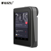 2017 Original RUIZU A50 HD Lossless Mini Sport MP3 Player With 2.5 Inch Screen Hifi MP3 Music Player Support 128G TF Card/DSD25