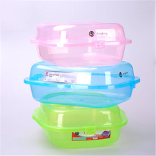 Litter Large Plastic Scoop Box Bedpans Potties Training Restroom Animal Toilet Tray Litter Box Wc For Cats Sand Cat Dog DDM2348