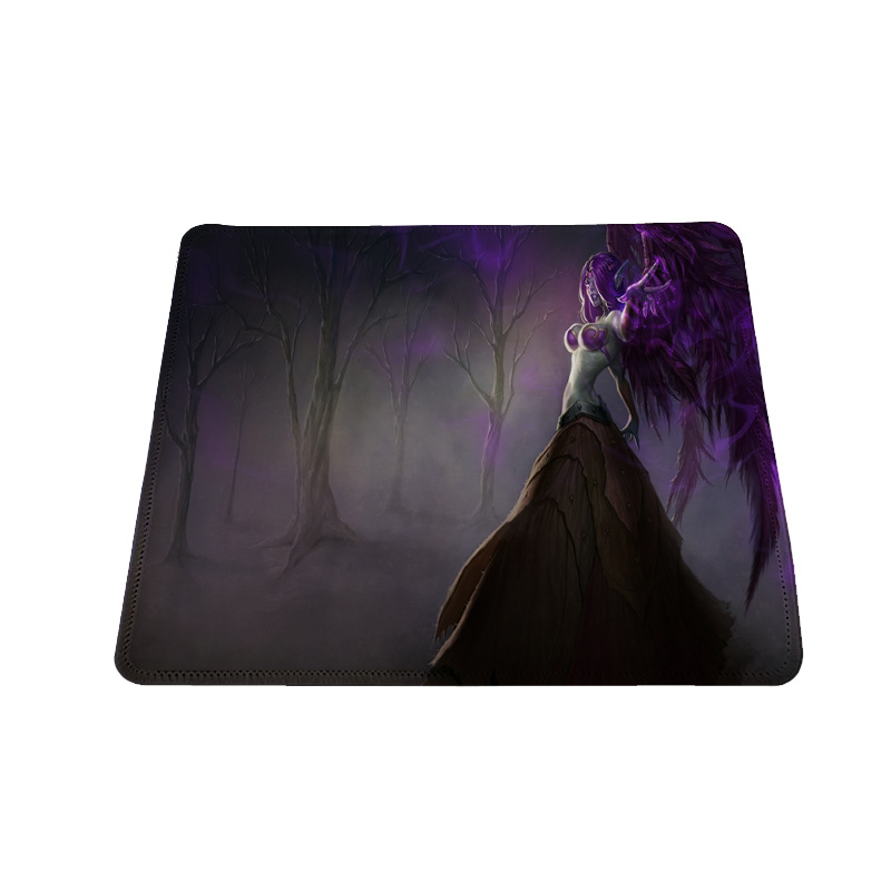 Morgana Gaming Mouse Mats Mice Pad Overlock for Size 22*18cm and 25*29cm