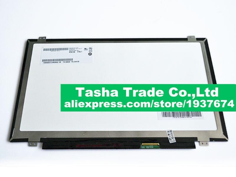 B140XTN02.5 Laptop Screen Matte Slim LCD Panel 1366*768  Original New for asus zenbook ux32a laptop screen m133nwn1 r1 m133nwn1 r1 lcd screen 1366 768 edp 30 pins good original new