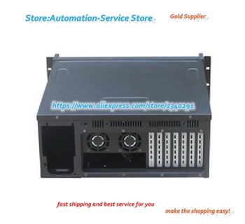 4U4512 Industrial Control Server Industrial Case Workstation Case 12 Hard Disk Bit Expansion Slot