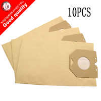 10 Uds de bolsa de polvo de papel bolsas de aspiradora para Philips T500 TC536 TC411 T300 T800 HR6938/10 HR6300 TC400 TC999
