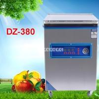 DZ 380 commercial vacuum food sealer vacuum packaging machine family expenses vacuum machine vacuum sealer Tea cooked food