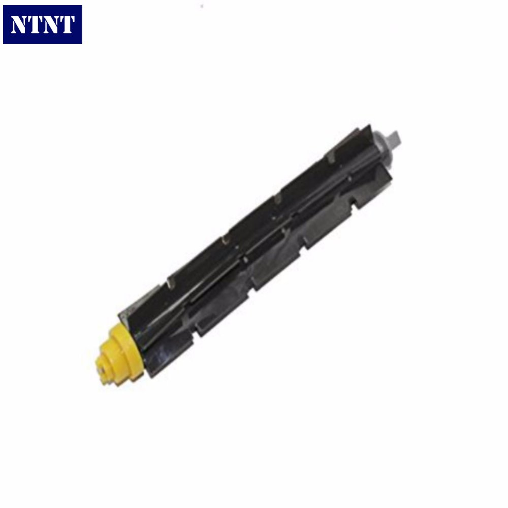 NTNT Flexible Beater Brush for iRobot Roomba 600 700 Series Vacuum Cleaning Robots 620 630 650 660 760 770 780 790 bearings circular brush cleaning tools tube for irobot roomba 500 600 700 series 520 530 550 610 620 650 630 660 760 770 780 790