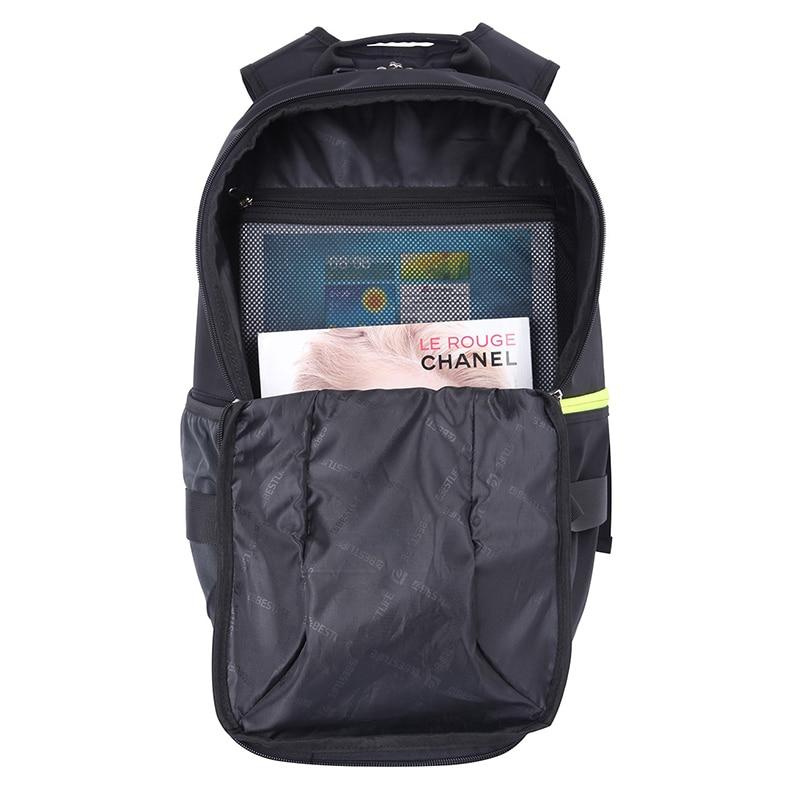BESTLIFE Man Carry On Bagage Resväska Axelväskor Stor Kapacitet - Väskor för bagage och resor - Foto 3