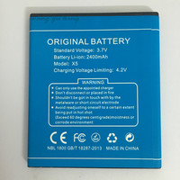 New 100 IST Original Mobile Phone Battery For Doogee X5 X5S X5 Pro High Quality Replacement