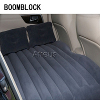 BOOMBLOCK 1set Car Inflatable Car Bed Seat Covers Cushion For Skoda Octavia A5 A7 2 Lexus Bmw F30 X5 E53 F10 E34 Lada Granta