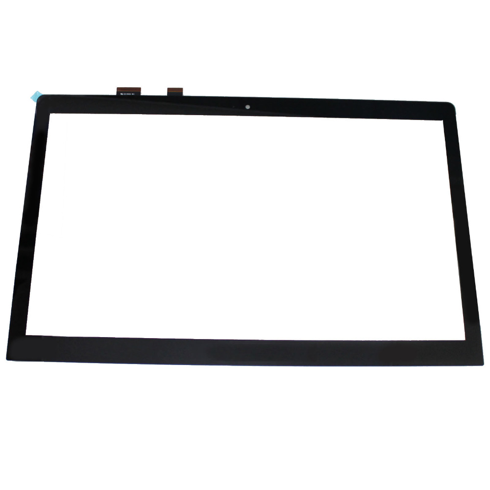 15.6'' Touch Screen Digitizer Glass Panel Replacement With Bezel/Frame For Asus ZenBook Pro UX501 UX501J UX501JW UX501V UX501VW 30pin lcd display with touch assembly for asus zenbook pro ux501vw 1920 1080