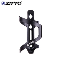 Ultra-light Aluminum Alloy Bottle Holder ZTTO High Strength Bottle Holder For MTB Road Bike Mountain Bike Bicycle Accessories compact aluminum alloy plastic bottle holder frame for bike black